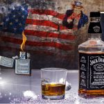 Jack Daniels Gold Medal 1981 Limited Edition